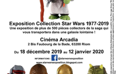 EXPOSITION COLLECTION STAR WARS
